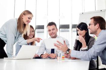 Tu equipo de trabajo con mayores conocimientos
